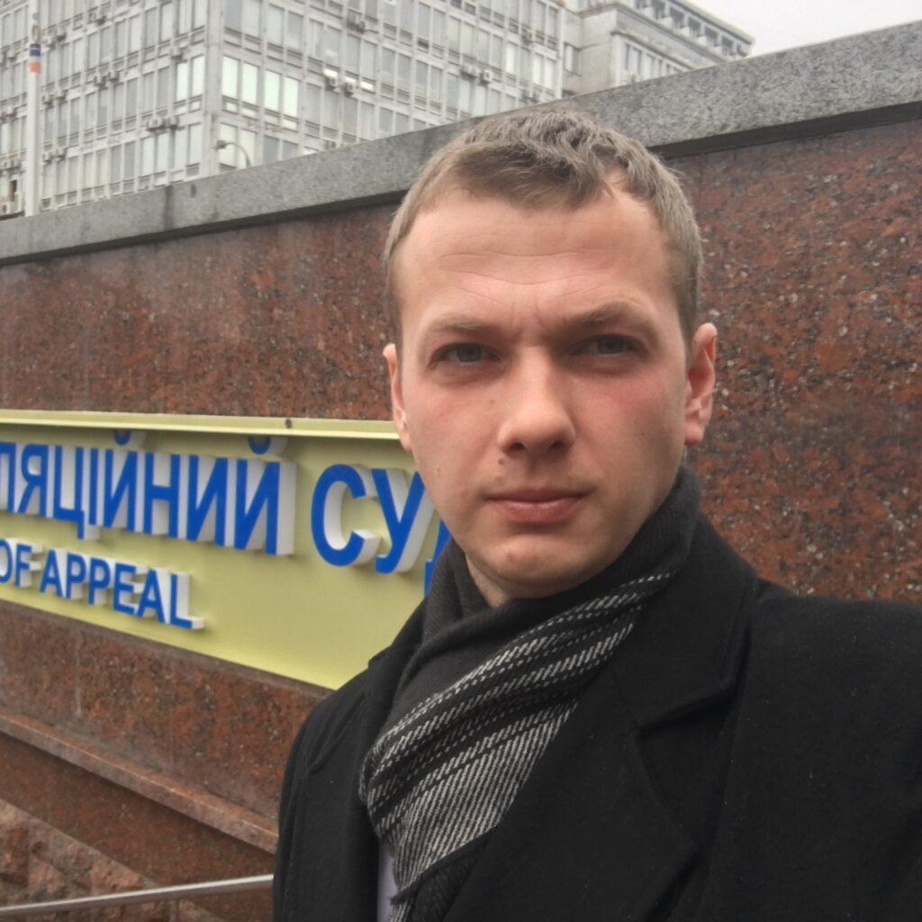 Адвокат Киев, Ирпень,. Буча Анатолий Жила